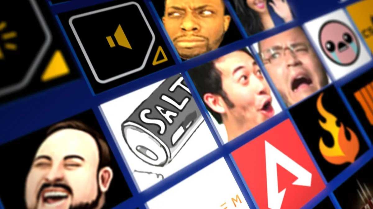 Icons Emotes