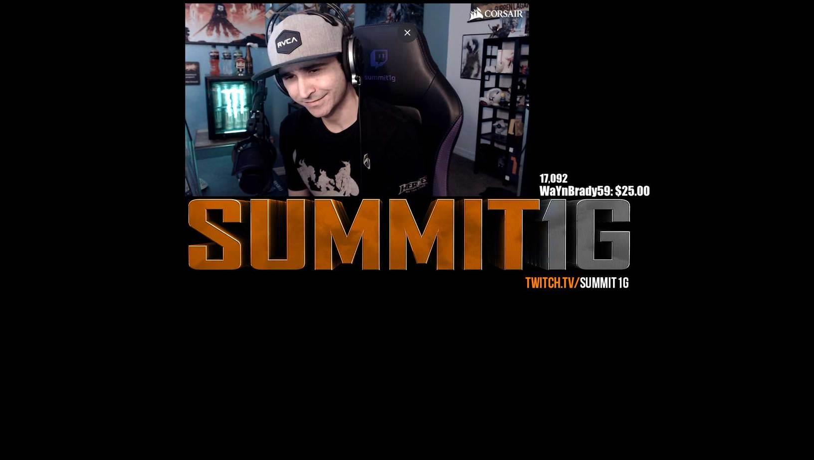 summit1g intermission screen