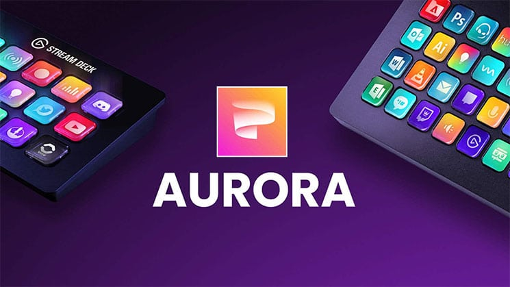 Aurora - Stream Deck Icons